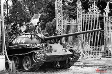 Kỉ niệm 41 năm ngày giải phóng miền Nam thống nhất đất nước: Nhớ lại một thời hào hùng của dân tộc