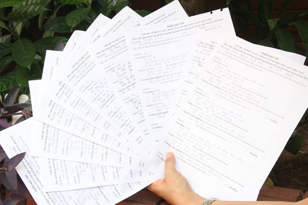 Dự án Văn học dân gian Việt Nam – Hành trình học tập đầy hứng thú
