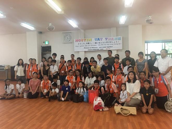 Dấu ấn học trò ngôi trường mang tên Bác trong trái tim những người bạn Nhật Bản
