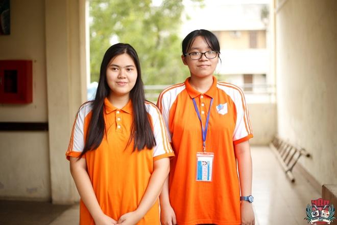 Đội tuyển Học sinh giỏi khối 11 với thành tích xuất sắc