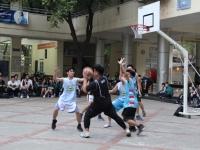 Giải bóng rổ cấp THPT: Quyết tâm giành được tấm vé vào vòng cuối cùng