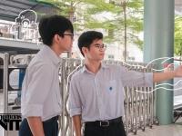 """NTT-ers và những """"bí kíp"""" giao tiếp trong trường học"""