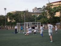 Giải Bóng đá THCS năm 2018: Vượt qua 9A1, đội 9A2 tiến vào trận Chung kết