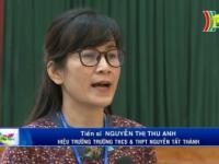 Video: Các dự án vì cộng đồng của Trường Nguyễn Tất Thành dịp 20-11-2019