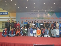 Ngày hội Văn hóa - Thể thao cụm Thanh Xuân – Cầu Giấy: Nơi sống dậy sức xuân