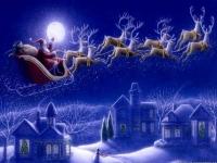 Tin ở Santa Claus