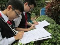 Cùng học sinh khối 6 học tập và trải nghiệm tại Vườn sinh học