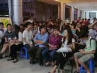Cựu học sinh hào hứng chuẩn bị đón lễ kỷ niệm