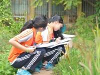 Khám phá trải nghiệm Vườn sinh học: Khơi nguồn tình yêu thiên nhiên