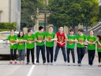 Ngày hội Leviosa – Nhịp cầu kết nối các thế hệ học sinh trường Nguyễn Tất Thành