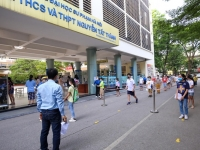 Kì thi tuyển sinh vào lớp 6 Trường THCS và THPT Nguyễn Tất Thành: Sức nóng chưa bao giờ giảm
