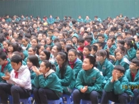 Thầy cô và mái trường Nguyễn Tất Thành