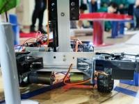 Chuẩn bị cho sàn đấu Sáng tạo Robot cấp Trường Đại học Sư phạm Hà Nội