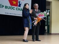 Trường Nguyễn Tất Thành viết tiếp trang sử hào hùng của cha ông