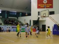 Giải bóng rổ cấp Phổ thông TP Hà Nội: Quyết liệt từ những ngay đầu ra quân