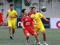 THPT Nguyễn Tất Thành 1-0 THPT Huỳnh Thúc Kháng: Vỡ òa phút cuối