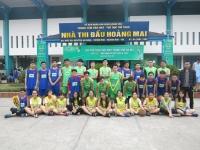 Đội tuyển trường Nguyễn Tất Thành ra quân Giải đấu Bóng rổ học sinh thành phố Hà Nội năm học 2016 – 2017
