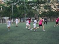 Chung kết Giải Bóng đá truyền thống học sinh khối 9: Trận đấu với cơn mưa bàn thắng