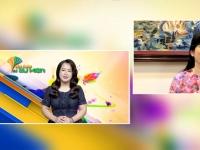 Gặp gỡ người truyền cảm hứng sáng tạo nghệ thuật cho học sinh Thủ đô