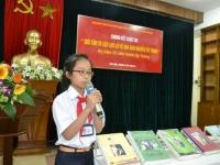 """Chung kết cuộc thi """"Sưu tầm tư liệu lịch sử về nhà giáo Nguyễn Tất Thành"""""""