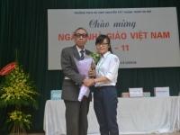 Nhìn lại cuộc vận động Viết về thầy cô và mái trường Nguyễn Tất Thành thân yêu