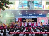 Trường Nguyễn Tất Thành trên sóng truyền hình VTV1
