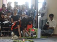 Khi học sinh tiến đến gần hơn các cuộc thi lập trình không chuyên!