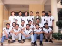 Một số hình ảnh kí ức về trường của cựu học sinh Nguyễn Tất Thành