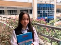 Gặp gỡ Nguyễn Lê Phương Ngân - Cú nhảy vọt xuất sắc của đội tuyển HSG Địa cấp Thành phố