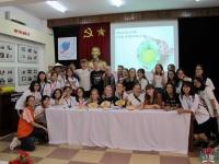 Giới thiệu văn hoá ẩm thực Việt Nam tới bạn bè quốc tế