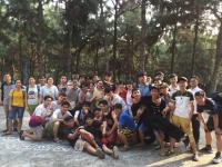 Thanh xuân bên nhau dưới khoảng trời trường Nguyễn Tất Thành yêu dấu