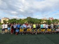 Buổi giao lưu văn hóa - thể thao đầy cảm xúc cùng đoàn học sinh trường Raffles Institution