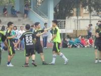 Tổng hợp giải bóng đá học sinh 2015