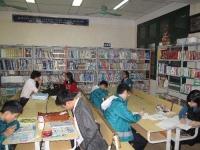 Giới thiệu về thư viện trường THCS & THPT Nguyễn Tất Thành