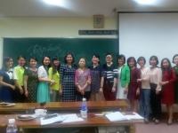 Tập huấn chuyên môn Tổ Ngữ văn THCS & THPT