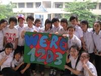 Một số hình ảnh kí ức về trường của cựu học sinh Nguyễn Tất Thành (phần 5)