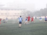 Giải Bóng đá truyền thống học sinh NTT 2017: sự trở lại của những trận cầu đỉnh cao
