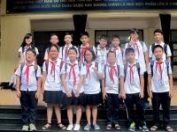 Cuộc hành trình trở thành phi hành gia của các nhà khoa học nhí trường Nguyễn Tất Thành