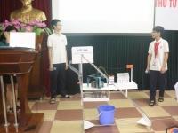 Sôi động chung kết cuộc thi Nhà sáng tạo trẻ: Khi tình yêu khoa học lên ngôi