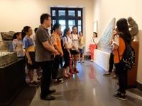 Anderson Junior College tham quan Bảo tàng Mỹ thuật Việt Nam