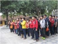 Trải nghiệm thú vị tại khu di tích đền Đô – Bắc Ninh