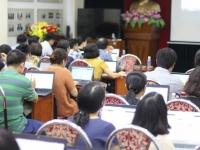 Tập huấn triển khai Office 365 trong các hoạt động học tập