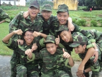 Kỉ niệm mang theo suốt cuộc đời - Bùi Thanh Hiền - 11D1