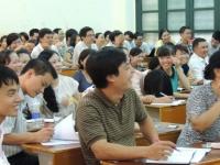 Hội thảo: Khoa học nhận biết hành vi liên quan đến nhận thức của học sinh trong giờ học