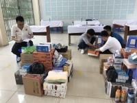 Lan tỏa lòng nhân ái với chuỗi hoạt động thiện nguyện đầy ý nghĩa của thầy và trò Trường Nguyễn Tất Thành