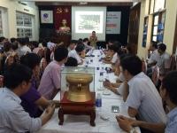 Đón đoàn Hiệu trưởng các trường THPT tỉnh Thanh Hóa