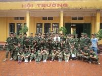 Học kì quân đội trong tôi là...! - Trần Khánh Huyền - 11D1