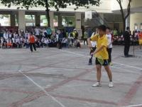 Kịch tính trận chung kết giải Cầu lông