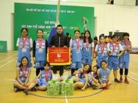 Giải đấu Bóng rổ học sinh thành phố Hà Nội năm 2017 – Dấu ấn đặc biệt của Đội tuyển trường Nguyễn Tất Thành