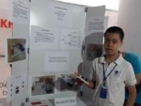 Học sinh lớp 8 sáng chế máy đo khí tượng thông minh
